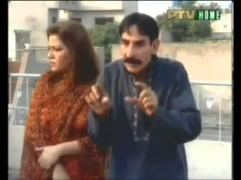 PTV COMEDY DRAMA LAHORE GATE - PART 1 - 22ND JULY 2013