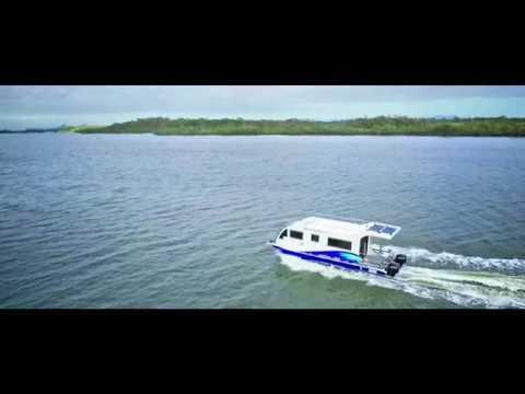 Home | Boatahome - Trailerable Houseboats - Boat A Home
