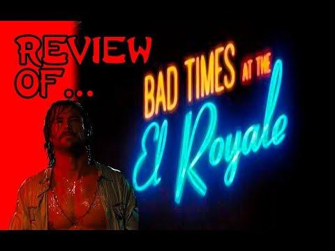 BAD TIMES at the EL ROYALE review!