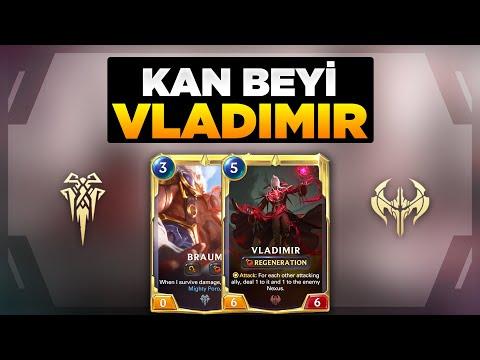 LoR - ORTA DERECE VLADİMİR DESTESİ