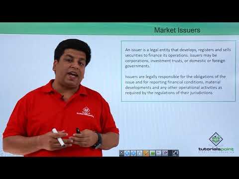 Primary Market Issuers