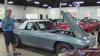 1966 Corvette L79 Convertible