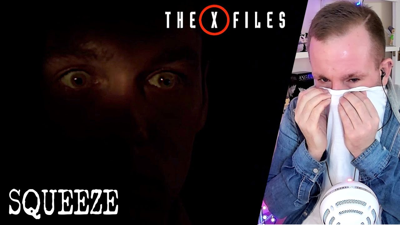 Download SQUEEZE || The X-Files 1x03 || Episode Reaction