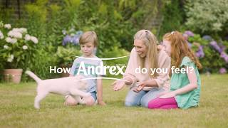 Vloggers and kids review Andrex Supreme Quilts and Washlets.