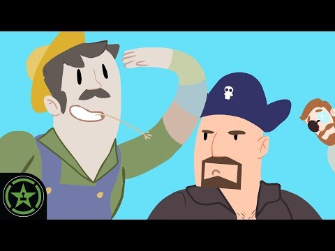 AH Animated - 'Pirate' Geoff