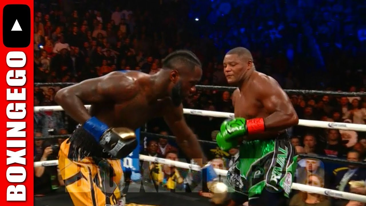 Deontay Wilder Vs Luis Ortiz: How Bronze Bomber KO'd King Kong And Became A ...