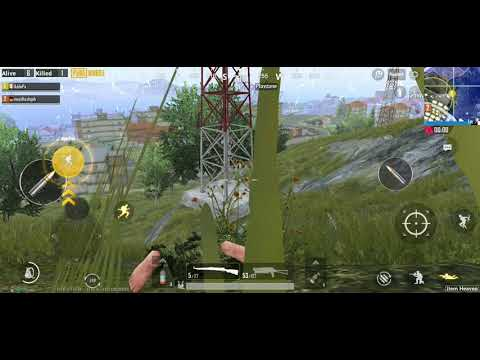 PUBG Mobile Stealth and Sniper Victory. One only kill.