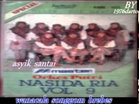 NASIDARIA (ASYIK SANTAI) QASIDAH JADUL.mpg