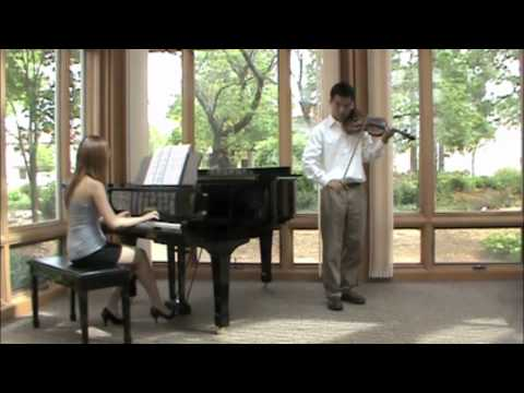 Brian Crain - Butterfly Waltz for violin and piano