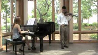 Brian Crain Butterfly Waltz for violin and piano