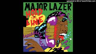 Major Lazer feat. Santigold & Mr.Lexx - Hold The Line
