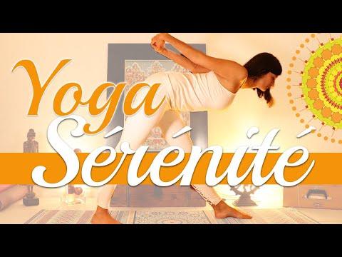 Yoga du Soir • 30mn • Étirements et Sérénité (Relâcher les tensions physiques et émotionnelles)