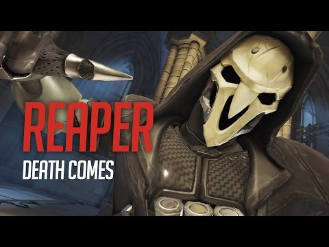 Overwatch - Reaper Guide - DEATH COMES! (Tips and Advice)