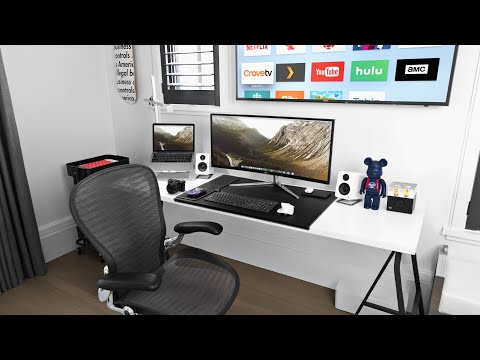 Advantages Of Buying Yourself Contemporary Home Office Furniture hqdefault