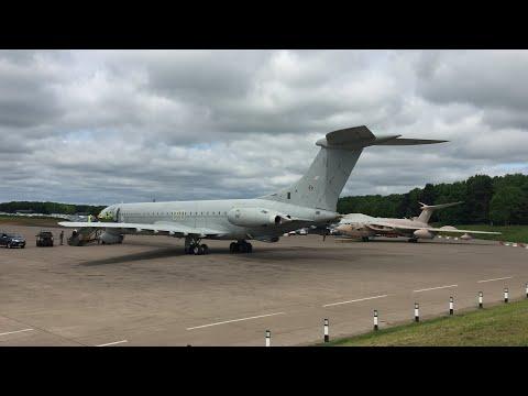 Bruntingthorpe Cold War Jets 2015