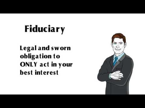 Working with a Fiduciary Fee Only Financial Planner  -  Lake Road Advisors