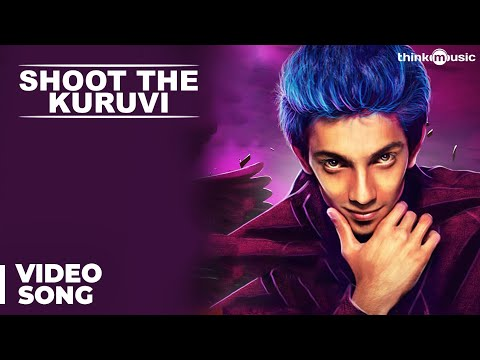 Shoot The Kuruvi Official Song Video From Movie Jil Jung Juk By Anirudh & Vishal Chandrashekhar