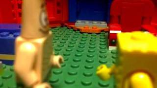 Lego SpongeBob: Camping in the Cold