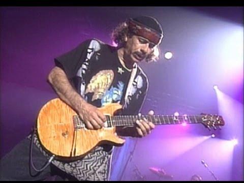 Santana - Samba Pa Ti 1993 Live Video HQ