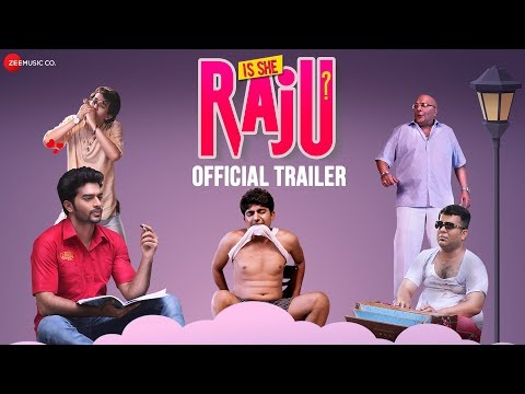 Is She Raju - Official Trailer | Ansh Gupta, Aditi Bhagat, Yashpal Saini & Saurabh Sharma