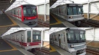 [60p] 進む世代交代 東武スカイツリーライン新田駅にて