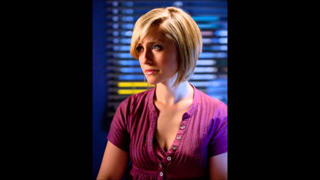 Allison Mack facebook official