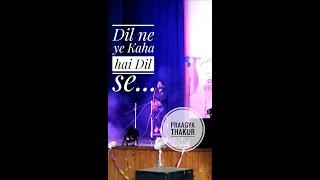 Gambar cover Dil Ne Yeh Kaha Hain Dil Se - | Akshay, Suniel & Shilpa | Dhadkan | Praagya Thakur| #SonuNigam