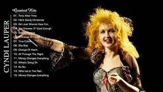 Cyndi Lauper Greatest Hits | Best Songs of Cyndi Lauper