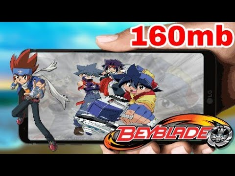 [160mb] Beyblade Metal Fight PPSSPP Game Download For Android || Highly Compressed || 2018