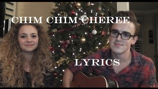 Carrie and Tom Fletcher Chim Chim Cheree LYRICS