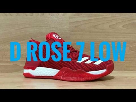 adidas derrick rose 7 low