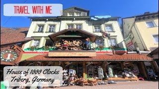House of 1000 Clocks | Travel With Me | Triberg, Germany