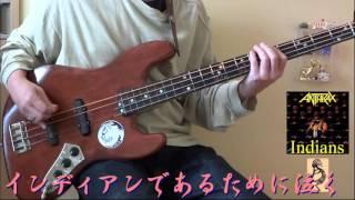 福井県在住のアマチュアベーシストです。ピック弾き第2弾、アンスラック...