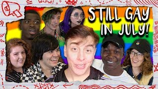End of Pride Month Q & GAY! | Thomas Sanders & Friends
