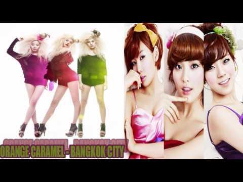 [MP3 DL] Orange Caramel - Bangkok City
