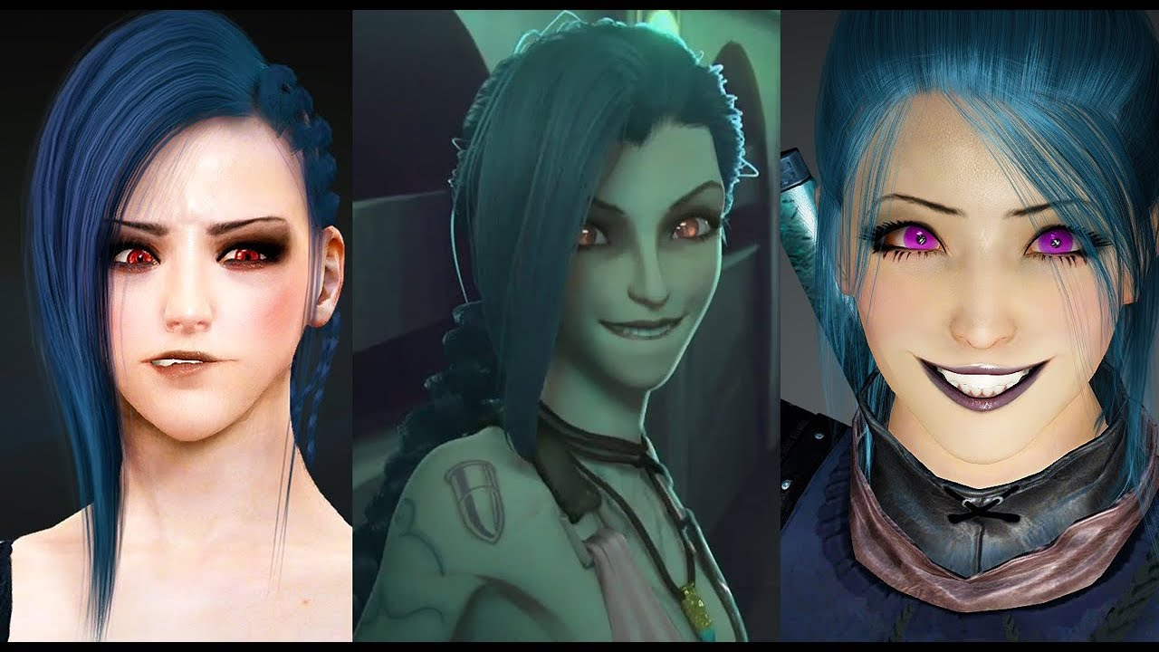 13 Famous Celebrity & Anime/Game Characters Recreated in Black Desert Online MMO