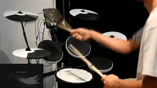 Download Rokka no Yuusha OP -【Cry for the Truth】by MICHI - Drum Cover