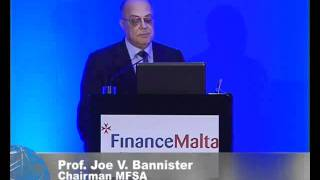 FM 4th Annual Conference 2011: Prof. Joe V. Bannister