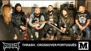 Rasgo - Thrash / Crossover Português