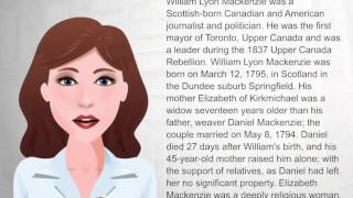 William Lyon Mackenzie - WikiVideos
