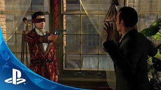 Sherlock Holmes: Crimes & Punishments - Announce Trailer