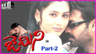 Gemini - Telugu Full Length Movie Part-2 - Venkatesh , Namitha