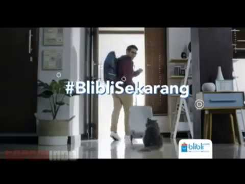 Iklan Blibli.com Tiket Pesawat #Bliblisekarang
