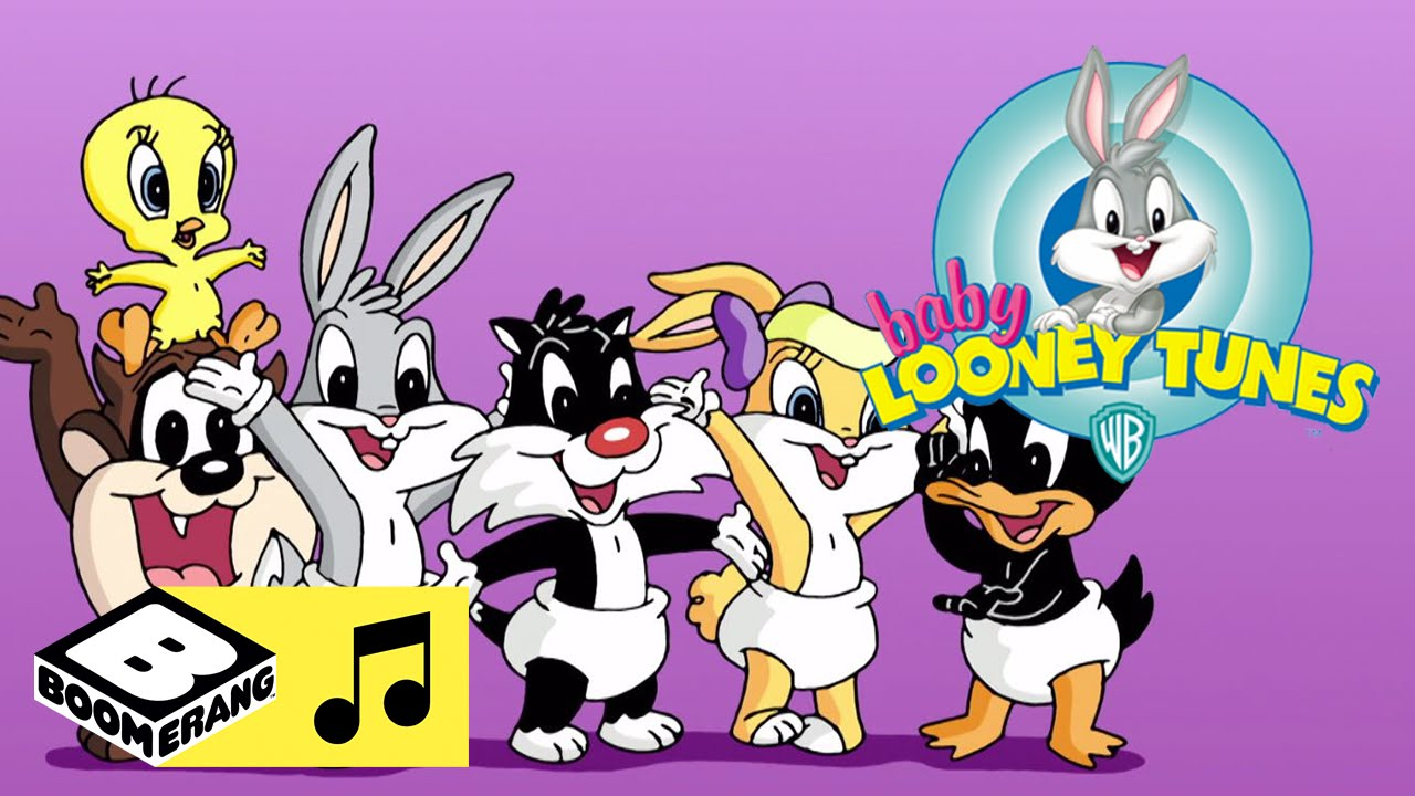 si tes looney tunes chansons baby looney tunes