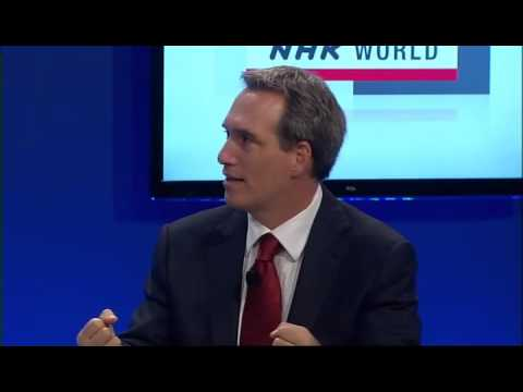 Tianjin 2012 - Measuring our Lives (NHK TV Debate)