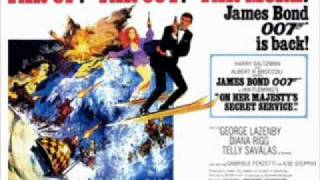 John Barry Orchestra - On Her Majesty's Secret Service(I Own Nothing! Please subscribe and check out my other 007 videos!, 2011-07-28T11:39:52.000Z)
