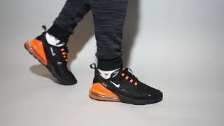 Nike Air Max 270 Black Total O…