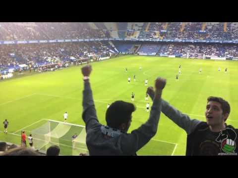 Selección galega en Riazor