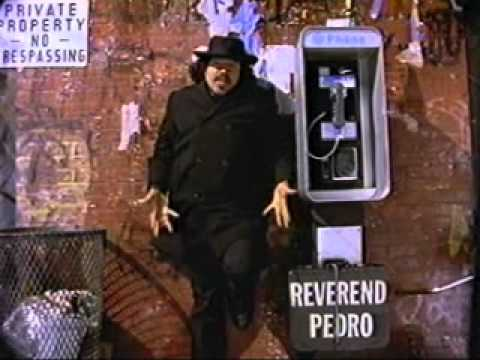 """Telephone Booth Number 905 1/2"" by Reverend Pedro Pietri (12:07 PM)"