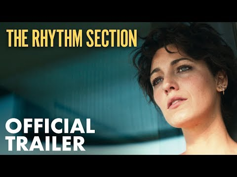 The Rhythm Section trailers